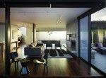 Fancy Modern Living Room Furniture Window Sitting Area
