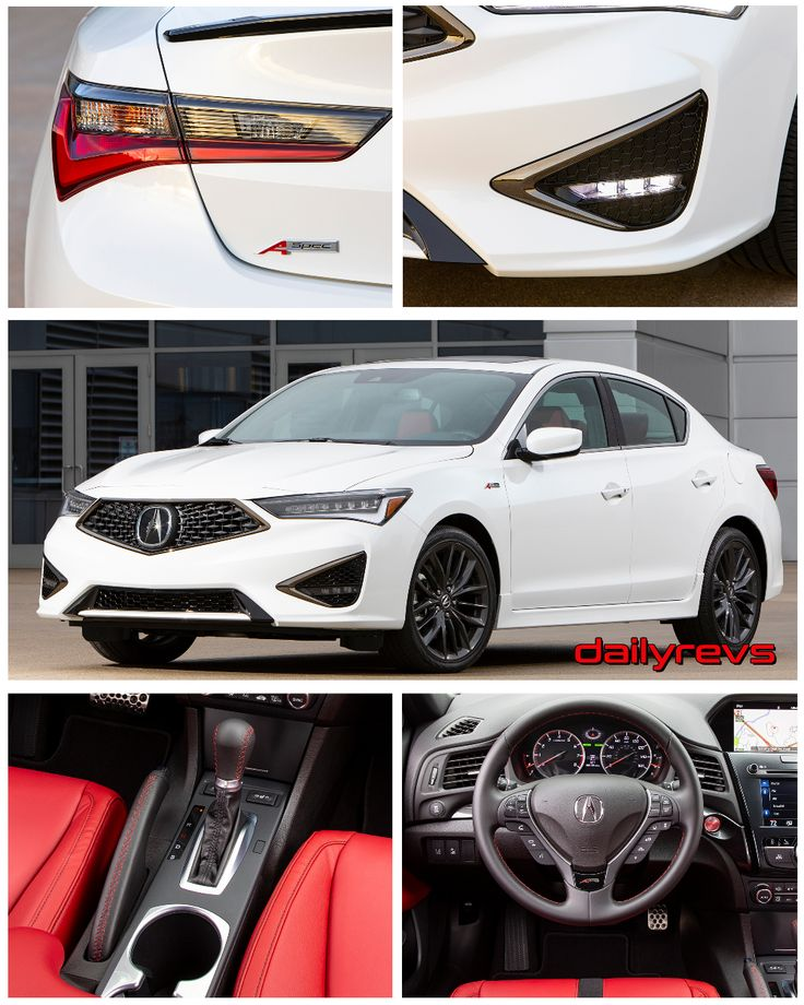 2020 Acura ILX A‑Spec HD Pictures, Videos, Specs