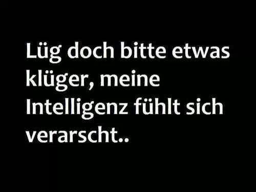 So wahr....