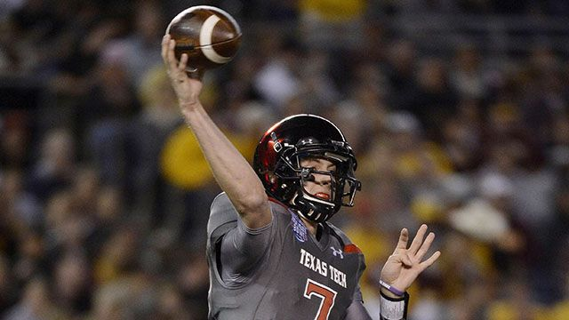 Texas Tech Football: No Plan for Backup QB Could Be Devastating