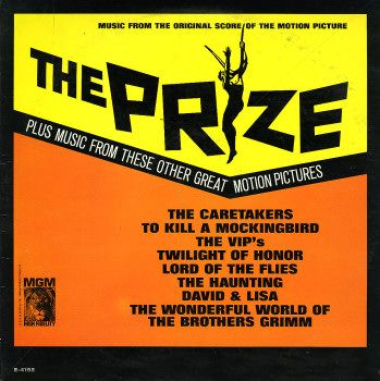Jerry Goldsmith: Prize – Plus Music From Other Great Motion Pictures