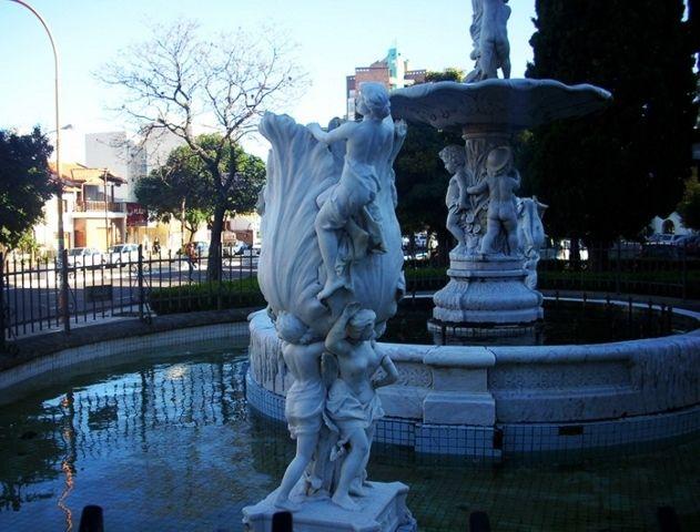 Fuente Lola Mora - Bahia Blanca