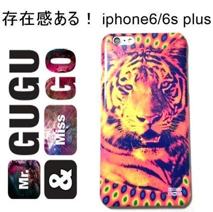 【即納】  百獣の王   iphone 6/6s plus ケース MrGUGU&MissGO
