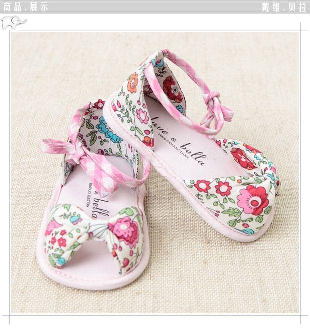 davebella戴維貝拉夏季魚嘴繡花系帶寶寶涼鞋嬰兒學步前鞋-淘寶台灣,萬能的淘寶