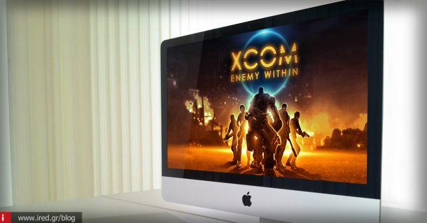 XCOM Enemy Within for Mac/Windows/iOS/PS 3