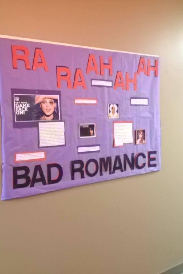 Domestic Violence Bulletin Board Ra Ideas Pinterest