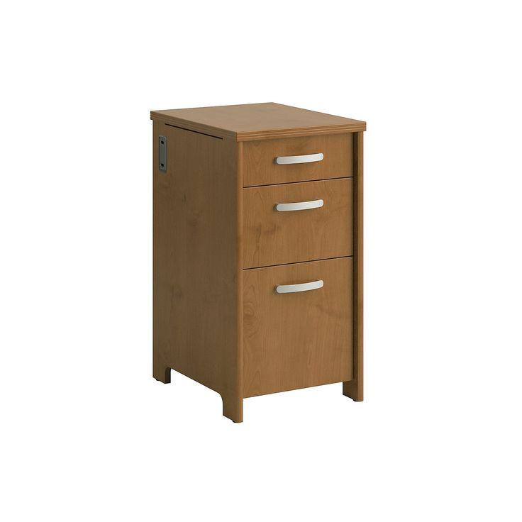 Envoy 3-Drawer Vertical Filing Cabinet