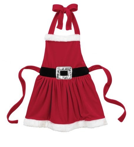 Christmas Mrs. Clause Apron - Ganz Multi Purpose Christmas Santa Apron (Childs Size) by apron-santa-ex19434-19b-cup80, http://www.amazon.com/gp/product/B008UX2LMO/ref=cm_sw_r_pi_alp_RJhPqb1H32T1V