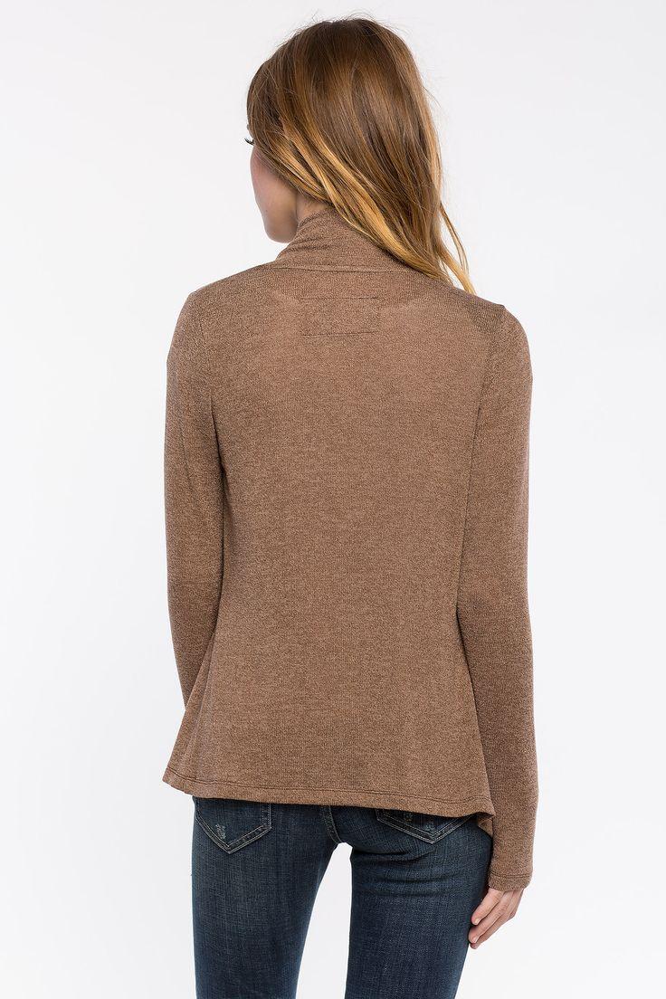 Кардиган Размеры: L Цвет: бежевый, винный/бордо Цена: 945 руб.     #одежда #женщинам #кардиганы #коопт