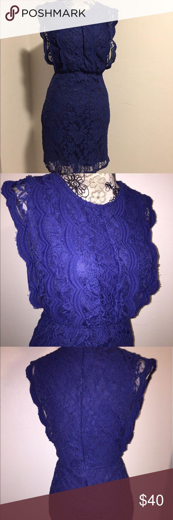 Bar 3 lace dress repair