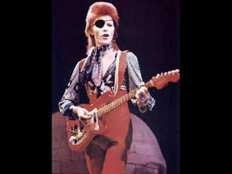 Lady Grinning Soul - David Bowie