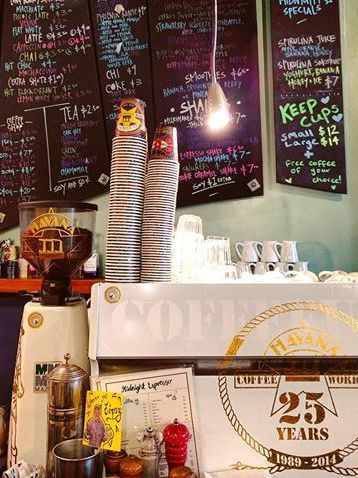 COFFEE ☕ // Java, Joe, Brew, Bean Juice, Brain Juice, Go Juice, Jitter Juice, Wakey Juice, Mud, Tar, Murk, Day Starter, Rocket Fuel, Jet Fuel, High Octane, Leaded, Unleaded, Daily Grind, Mojo, Fix, Cuppa, Cupped Lightening, Battery Acid, C8H10N402 - WHAT DO YOU CALL IT?!