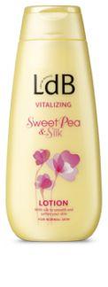 Lotion Vitalizing – Sweet Pea & Silk