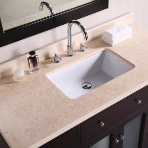 Bathroom Vanity With Top And Faucet