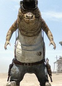 Bad Bill, or Bad William, is a supporting antagonist in the 2011 Nickelodeon film, Rango. He is...