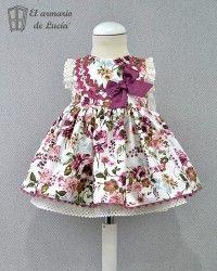 Vestido de vuelo Garden