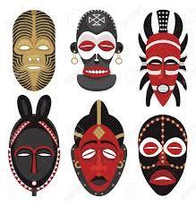 """Résultat de recherche d'images pour """"guerrier africain masque"""""""
