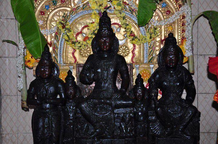 Sri Rama Mandira Halasuru Karnataka - TemplePurohit.com  The deities in the temple are Sri Rama Lakshmana Sita Bharatha and Shatrugna. It's rare to see the deities Bharatha and Shatrugna (can be seen behind the deities of Lord Sri Rama in the picture) worshiped at the same temple. The deity of Lord Sri Rama and other deities are a sight to behold. - http://ift.tt/1HQJd81