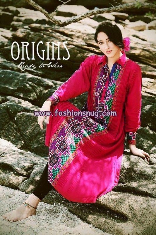 Origins-Ready To Wear Women Summer Clothes 2013