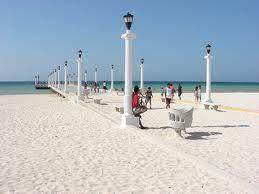 Muelle de Sisal, Yucatán