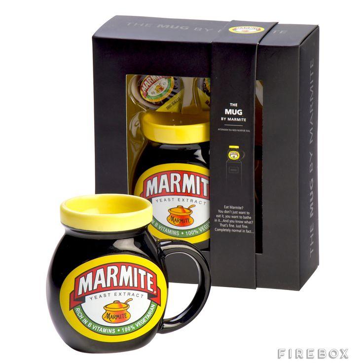 Marmite Mug Gift Set