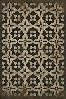 20 best vintage vinyl mats & floor cloths images on pinterest