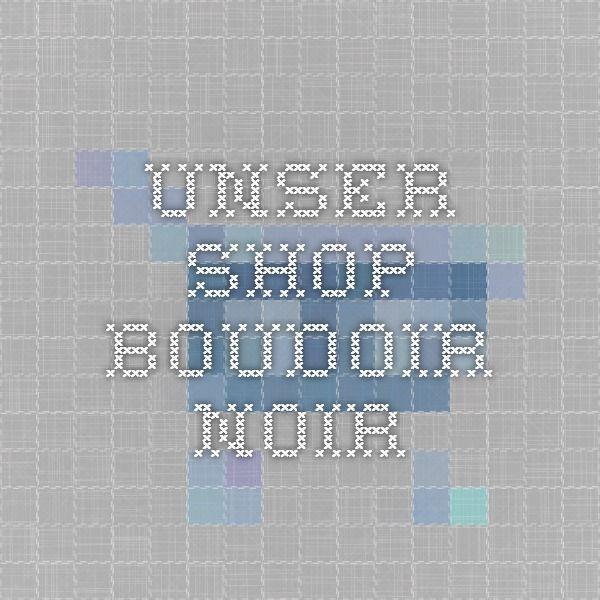 Unser Shop - Boudoir Noir
