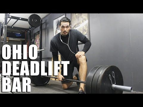 Why I Bought The Rogue Ohio Deadlift Bar   Review - YouTube