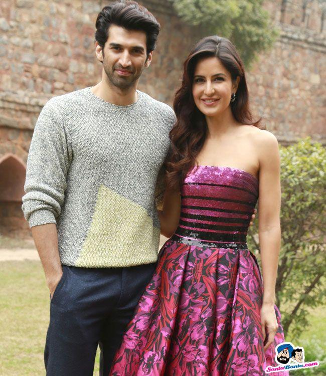 Fitoor Movie Promotion -- Aditya Roy Kapoor and Katrina Kaif Picture # 328861