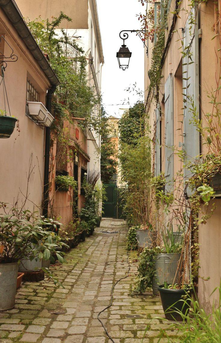 impasse Poule, Paris XXè
