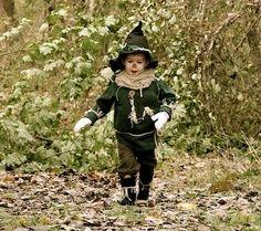 Tips for DIY Halloween Costumes (Scarecrow) | Disney Baby | best stuff