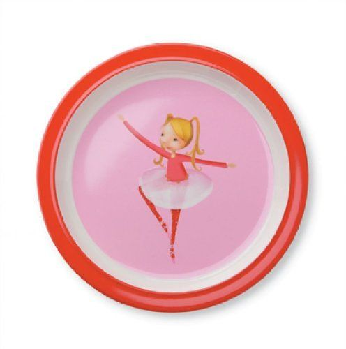 Crocodile creek Round Plate Ballerina by Crocodile creek. $4.91. Kid safe melamine. Dishwasher safe top rack. Who knew plates could be so bright and fun? So many designs to choose from... Top-Rack Dishwasher Safe