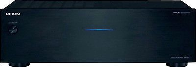 Amplifiers and Preamps: Onkyo - 2-Channel Home Theater Stereo Amplifier - Black -> BUY IT NOW ONLY: $249.99 on eBay!
