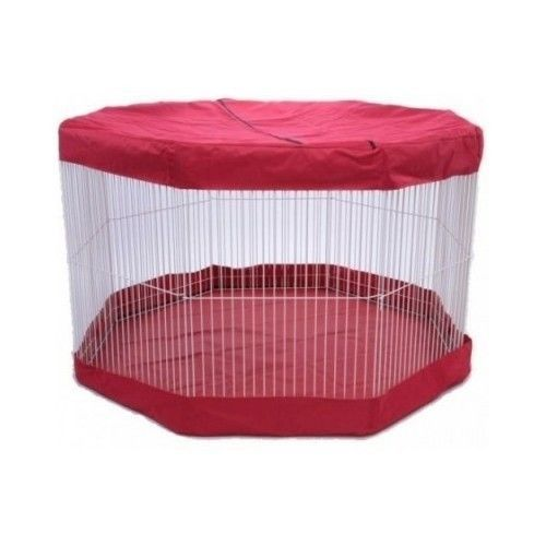 Pet Play Pen Playpen Mat Cover Small Animal Exercise Dog Cat Puppy Cage Portable