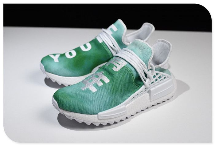 the latest 89021 ecbac 2019 的 2019 Pharrell x adidas NMD Human Race