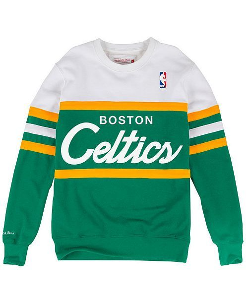 uk availability 76005 b4507 Vintage Celtics pullover | STEENAMAS | Crew sweatshirts ...