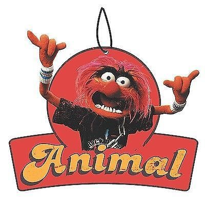 The Muppets Animal  Car Air Freshener Licensed Product