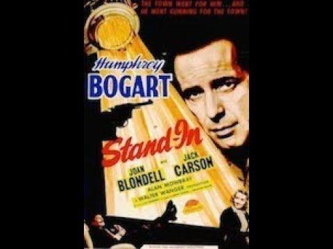 """Stand In"" - Joan Blondell, Humphrey Bogart, Leslie Howard (1937)"
