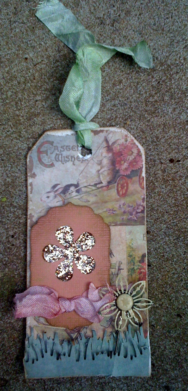 Tim Holtz' 12 Tags of 2013 - March