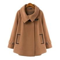 Fashion Winter woman cloak girl Outwear Size:S/M/L Size choose, pls check the picture