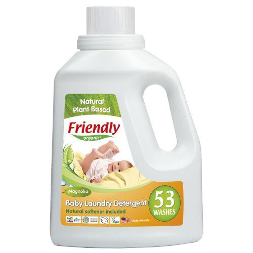 Detergent rufe copii si bebe Magnolie 1567ml - 53 spalari