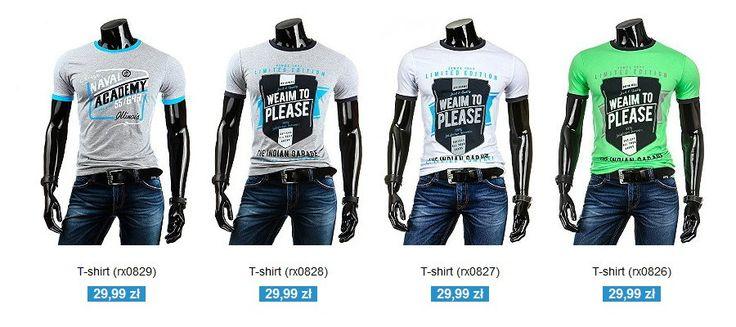 Chcesz wygrać jedną z tych koszulek ? Zaglądaj na naszego fanpage.  https://www.facebook.com/dstreetpl