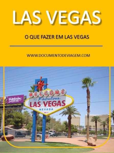 Las Vegas é mundialmente conhecida pelos seus cassinos. No entanto, a cidade tem muito mais a oferecer. Na Las Vegas Boulevard, que é a principal avenida da cidade conhecida como Strip, encontram-se os mais famosos hotéis e cassinos.