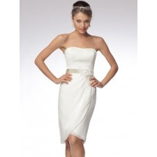 This is a great little dress to wear for a vow renewal at Couples Tower Isle (on the beach or on the island)!