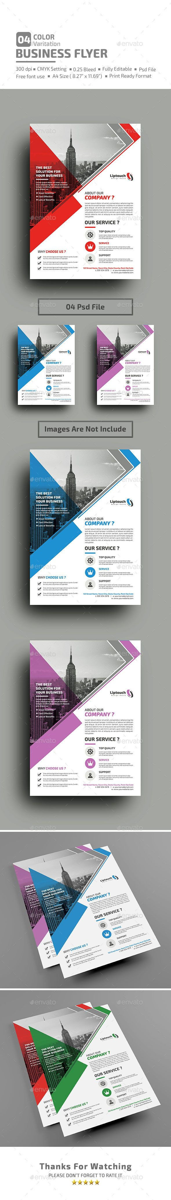 Multipurpose Business Flyer Template PSD. Download here: https://graphicriver.net/item/multipurpose-business-flyer/19015514?ref=ksioks