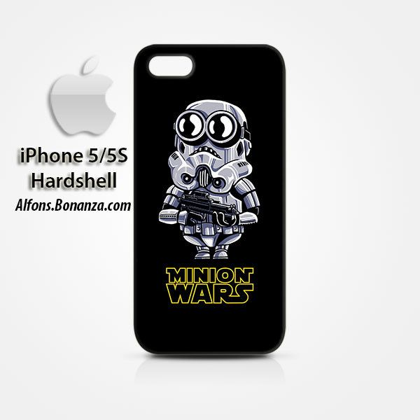 Stromtrooper Minion Star Wars iPhone 5 5s Hardshell Case