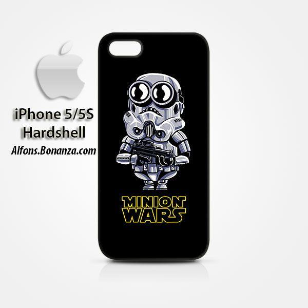 Stromtrooper Minion Star Wars iPhone 5 5s Hardshell Case