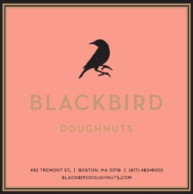Blackbird Doughnuts in South End