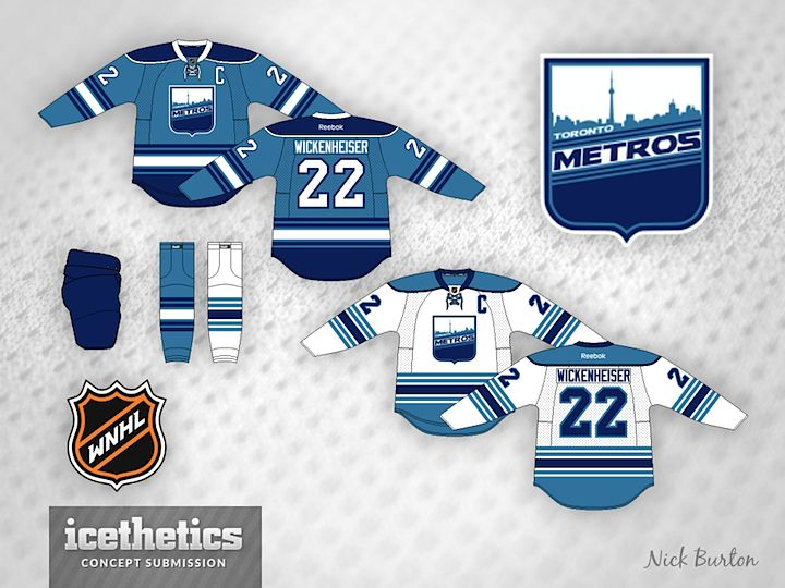 Concepts icethetics.info Hockey logos, Team jersey