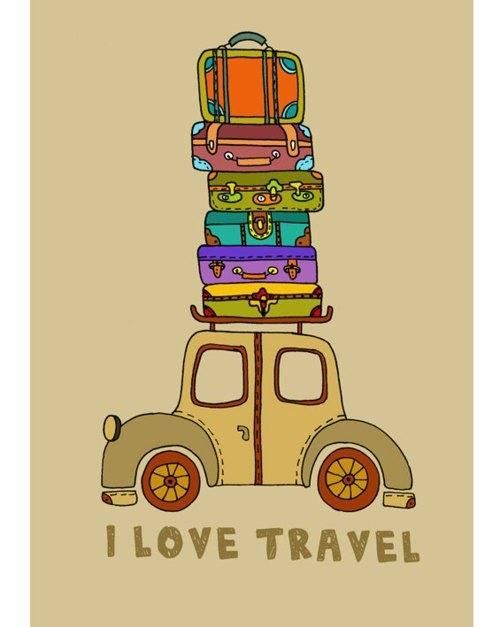 And it's as simple as that! Travel Poster - quante valigie vi portate in vacanza? #travel http://www.travelbusinessu.com/why-join